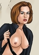 Celebs in porn toons